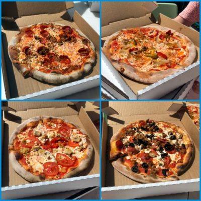 Napolini pizza