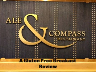 Ale & Compass Breakfast - A Gluten Free Review