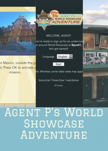 Agent P's World Showcase Adventure Review