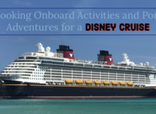 DCL Booking onboard activities