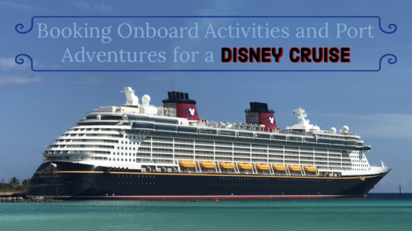 DCL pre-booking process