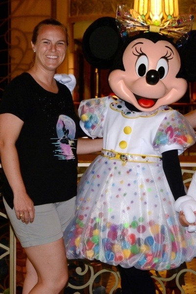 90th celebration Minnie Outfit