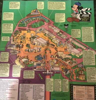 Fun Facts About Disney Hollywood Studios For Its 30th ...