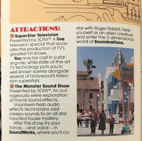 Disney's Hollywood Studios - A Look Back to 1989
