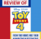 Toys Story 4 thoughts by moms and kindergarteners