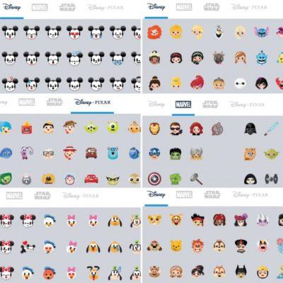 DCL app emojis