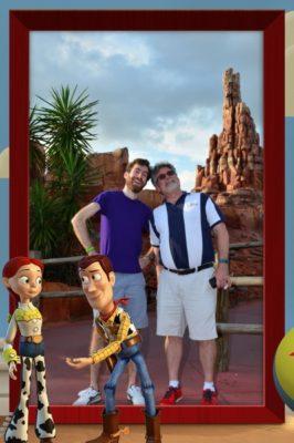 Father Son Trip to Orlando