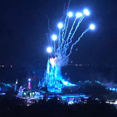 Fireworks from Top of the World Lounge | Hidden Gems