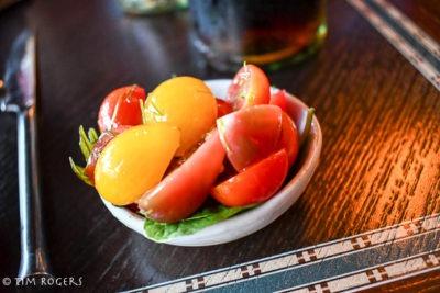 Surprise Tomato Salad
