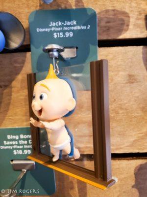 Jack Jack Pixar Ornaments