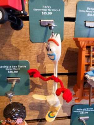 Forky Ornament