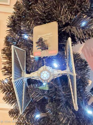 Star Wars Ornaments Tie Fighter