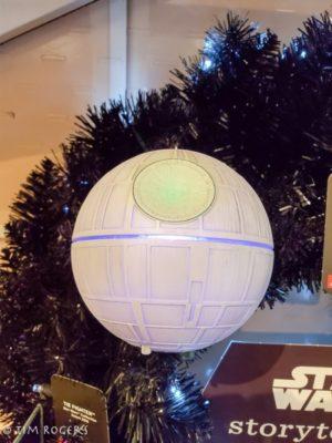 Star Wars Ornaments Death Star