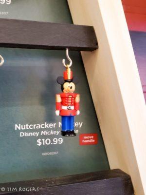 Mickey mini Nutcracker