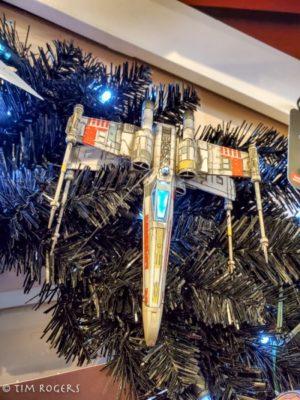 Star Wars Ornaments X Wing