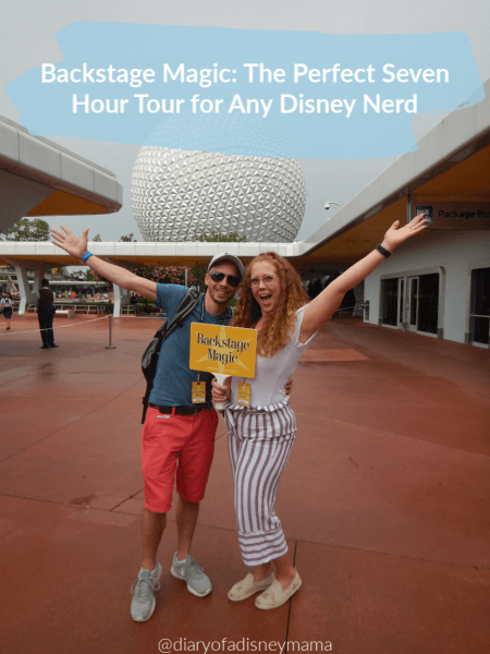 Backstage Magic: The Perfect Seven Hour Tour for Any Disney Nerd