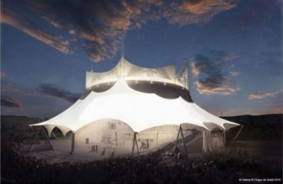 Disney Springs Cirque