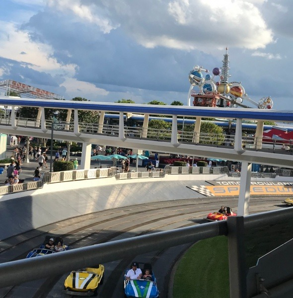 Views from Peoplemover