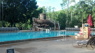 Meadows pool at Fort Wilderness