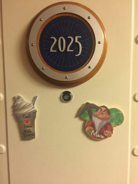 Disney's Halloween on the High Seas cruise