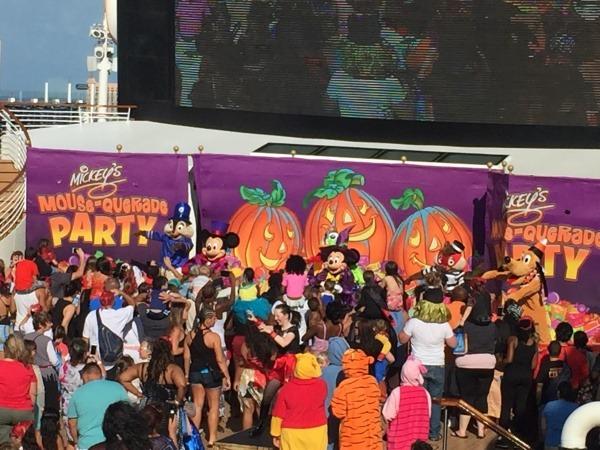 Halloween on the High Seas cruise | Disney's Halloween on the High Seas cruise