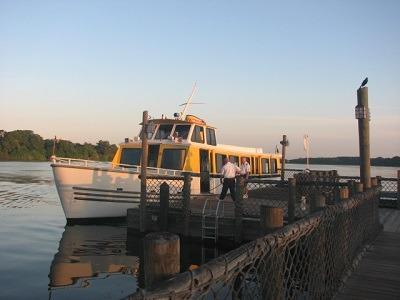Ferry to the Magic Kingdom