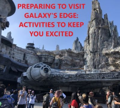 Preparing for your arrival in Galaxy's Edge
