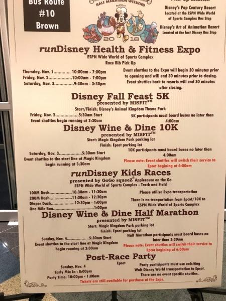 runDisney Race