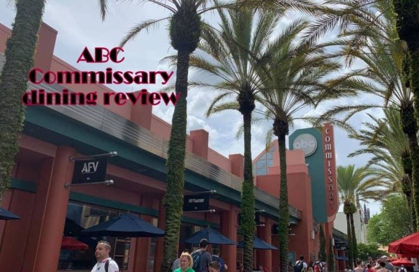 ABC Commissary dining review