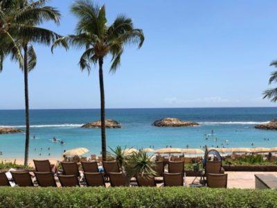 Aulani - Resort and Spa beach
