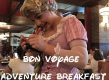 Bon Voyage Adventure Breakfast