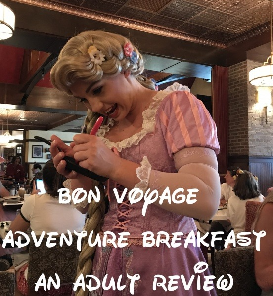 Bon Voyage Adventure Breakfast