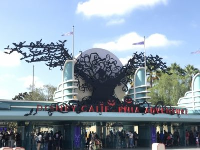Oogie Boogie Bash at California Adventure this year