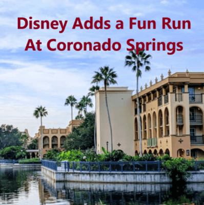 Coronado Springs Fun Run