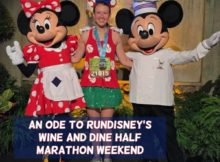 runDisney Wine and Dine