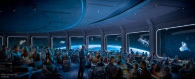 Epcot Space 220