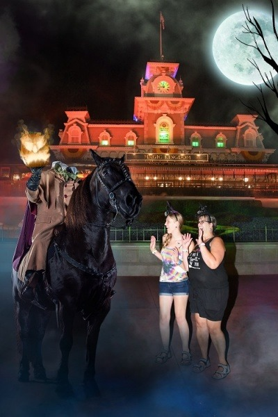 Mickey's Not-So-Scary Halloween Party magic shot