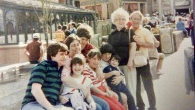 Epcot France Pavillion 1983