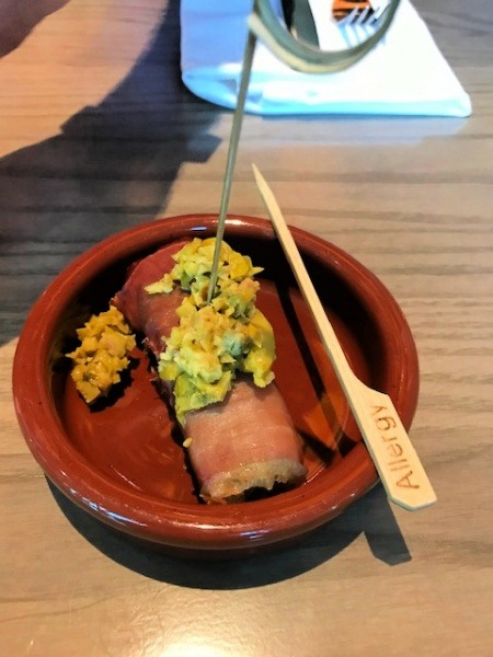 TOLEDO, TAPA'S STEAK AND SEAFOOD – A GLUTEN FREE REVIEW