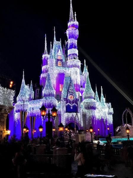 Magic Kingdom Holiday Castle