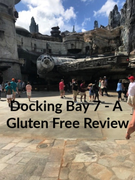 Docking Bay 7- A Gluten Free Review