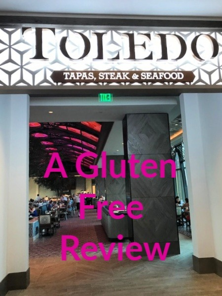 Toledo, Tapas, Steak and Seafood - A Gluten Free Review