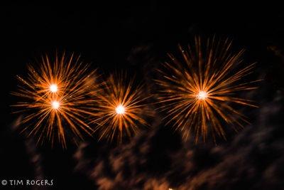 Moonlight Magic Fireworks