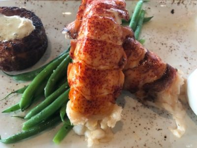 Narcoossee's Twin Lobster Tail