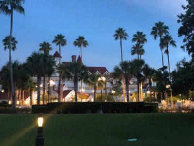 Grand Floridian Evening | Date Night