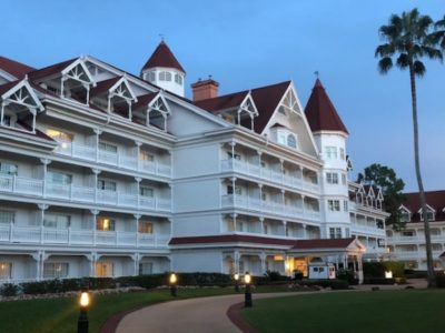 Evening at Grand Floridian | Date Night