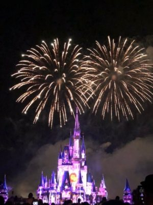 Happily Ever After Fireworks MK | Date Night