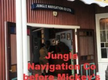 Jungle Navigation Co Before Mickey's Not So Scary Halloween Party