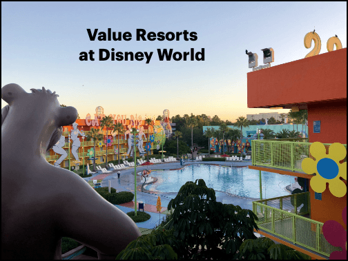 disney world value resorts