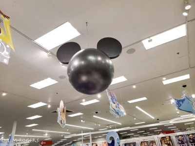 Target Mickey